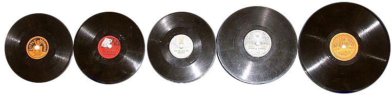 Woolworths started selling Gramophone Records for sixpence as a test in 1921 and extended the range nationwide in 1923