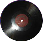 Mimosa 5½ and later 6 inch gramophone records were sold in British Woolworth stores from 1921 until 1926