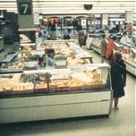 Delicatessen counters were extended and improved. Executives at Woolworth's US parent company were amazed at the amounts of cheese that some of the British stores proved able to sell