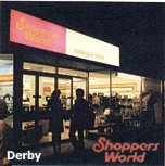 The Derby Shoppers World, pictured in 1977