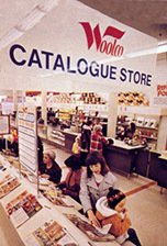 The Woolco Catalog(ue) Store format, which launched in Canada in 1975.  The chain grew to 17 stores before closing for the last time in 1982