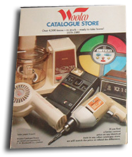 The Winter 1979/80 Catalog(ue) from Woolco Catalog Stores, Canada