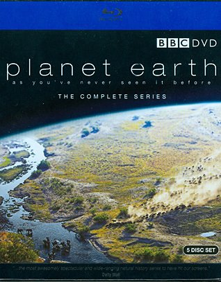 Planet Earth - one of many successful titles on DVD and Blu-ray that were developed by 2|Entertain during the Woolworths Group years. (Packaging © Copyright 2|Entertain Ltd)