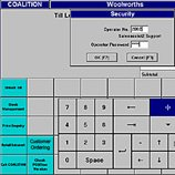 Integrated ordering on the Woolworths web-based tills was tested in North West England during the Spring of 2005