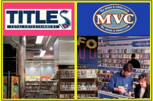 Titles Video and The Music and Video Club were acquired by Kingfisher in the early 1990s. They joined forces to create MVC