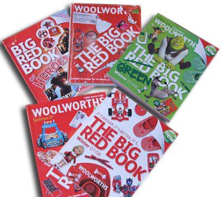 When Woolworths launched its Big Red Book, making 6,000 lines available to order in Autumn 2006, it set them on a collision course with Argos
