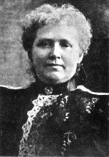Jennie Creighton who married Frank W. Woolworth on June 11th 1876