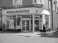 Woolworths continued to prosper in Dartmouth throughout the life of the company. It remained profitable in 2008 when mistakes elsewhere dragged the chain down.