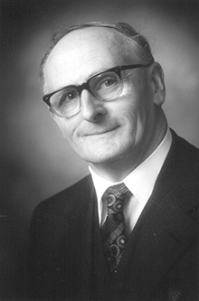 The late William Pell, who served Woolworth's with great distinction between 1938 and 1981