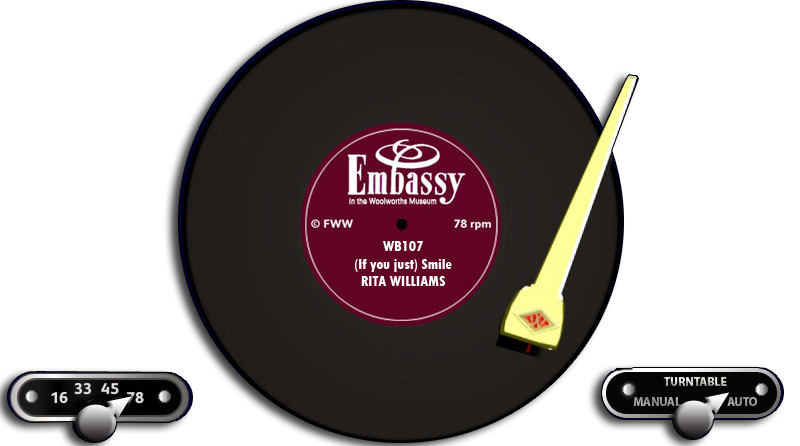 Embassy WB107: Rita Williams, Smile