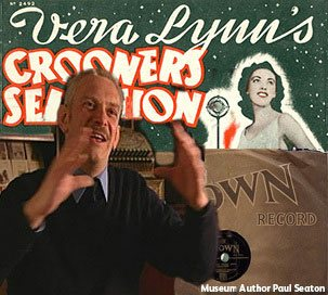 Vera Lynn was one of the Crown label's great discoveries. Her recordings for F.W. Woolworth are a particular favourite of the Museum Author, Paul Seaton.
