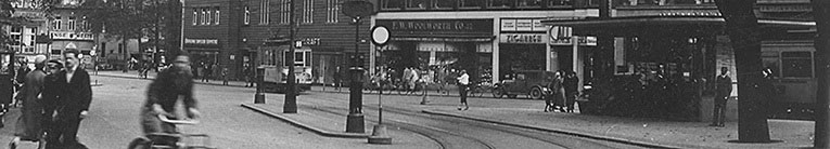 The Bieleld F.W. Woolworth Co GmbH store pictured in the 1930s